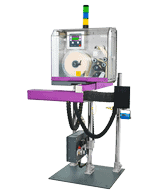 Markem Imaje, print and apply, labeller, label applicator