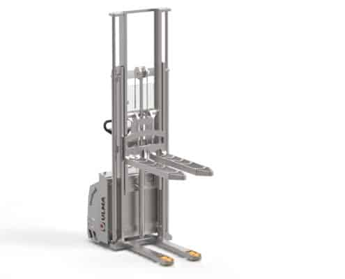 Inoxtruck, load stacker, electronic pedestrian stacker, ULMA Inoxtruck