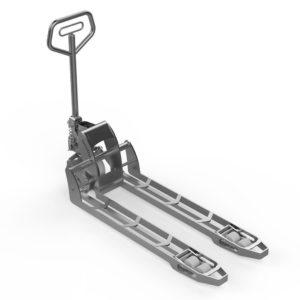 Inoxtruck ، ULMA Inoxtruck ، شاحنة يدوية بمنصة نقالة ، معدات مناولة التحميل