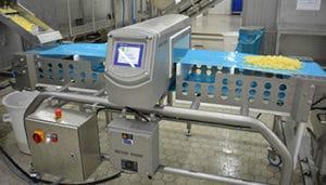 Metal detector, Safeline, Mettler Toledo, food inspection
