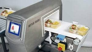 Food inspection, Safeline, Mettler Toledo, product inspection