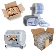 Airplus machine, Paperplus machine, protective packaging machine, bubble wrap machine