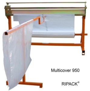 Ripack, multicover, bag sealer