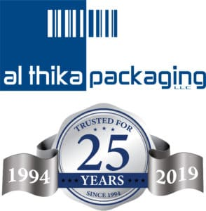 Al Thika Packaging, 25 years success, 25 years customer satisfaction
