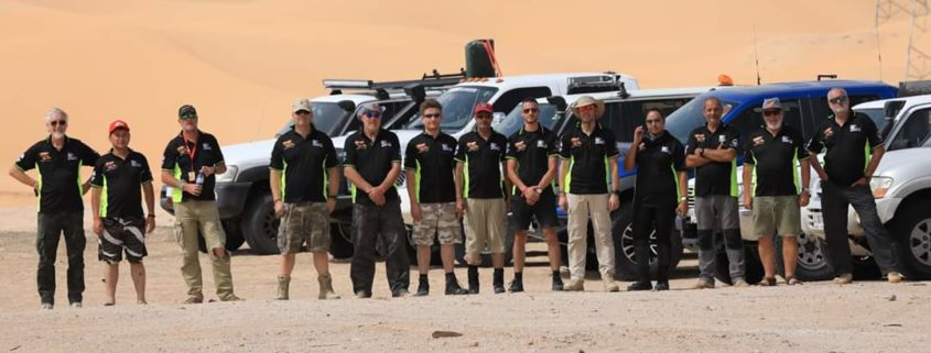 Sweep Team, Abu Dhabi Desert Challenge