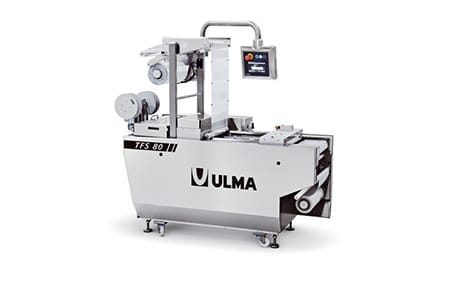 Thermoformer, TFS machine, ULMA