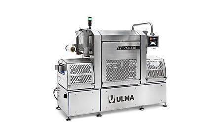 ULMA, traysealer machine, packing machine
