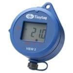 مسجل بيانات الرطوبة ، مسجل بيانات Tinytag ، عرض TV 4500 مسجل بيانات 2