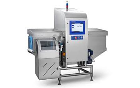 X-ray inspection system, food inspection
