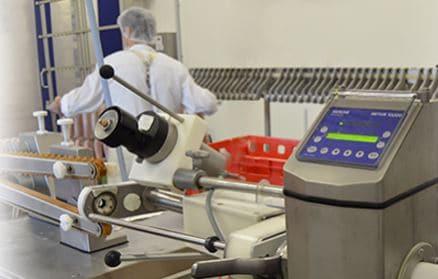 Mettler Toledo, metal detector solutions