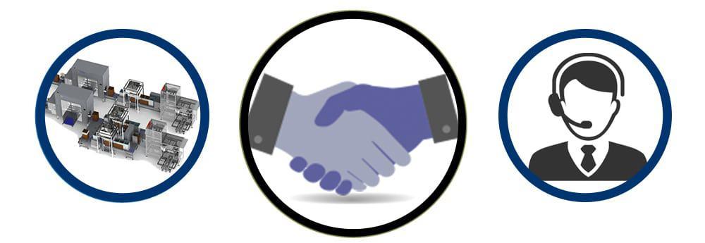 بعد البيع ، دعم المبيعات ، الخدمة ، الثيقة للتغليف