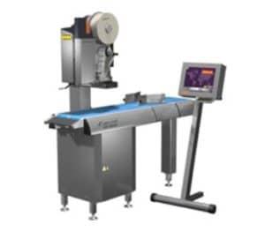 Espera ، ES 9000 ، قم بطباعة وتطبيق الملصق ، ES 9000