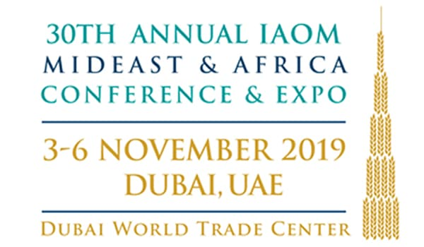 IAOM exhibition, Gulfood Manufacturing