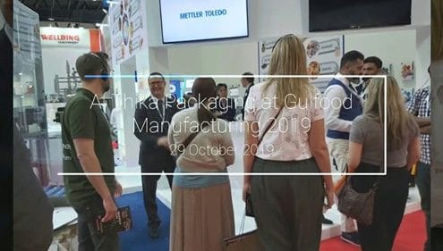 Gulfood Manufacturing 2019, exhibition