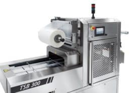 TSB 300, tray sealing machine