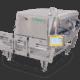 hygienic sorting machine, sorter, hygienic sorter, Curiosity sorter, Raytec vision sorter