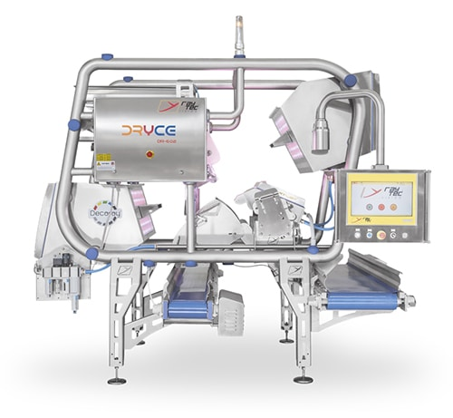 Dryce sorter, optical sorting machine, sorting equipment