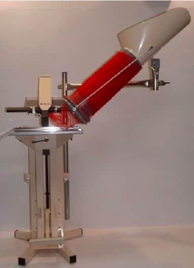 آلة قص صافي ، آلة تعبئة صافي FT14 ، آلة تعبئة الفاكهة