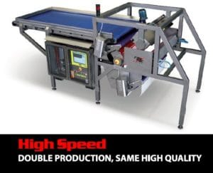 Raynbow high speed sorting, sorting machine