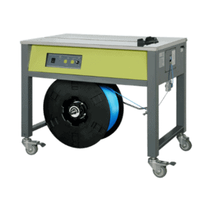 Extend strapping machine, strapping machine