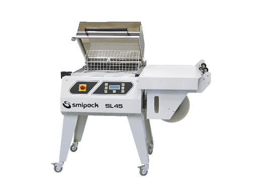 Sl45 shrink wrap machine, Smipack