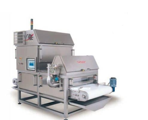 Typhoon sorting machine, sorter, pulpy product sorting