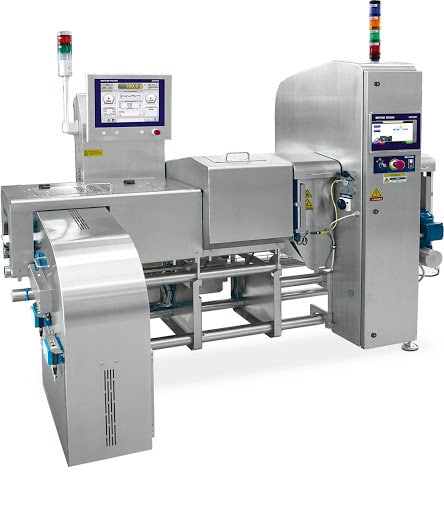 CX35 checkweigher and x-ray, X-ray system, Checkweigher system