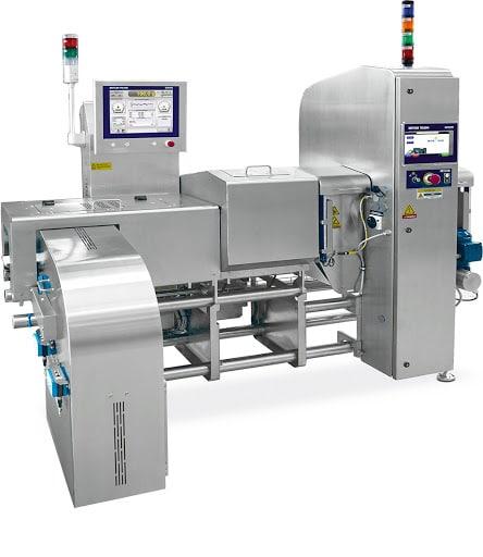 جهاز فحص الوزن CX35 والأشعة السينية ، ونظام الأشعة السينية ، ونظام Checkweigher
