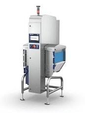 نظام الفحص بأشعة X-ray ، فحص المنتج بالأشعة السينية