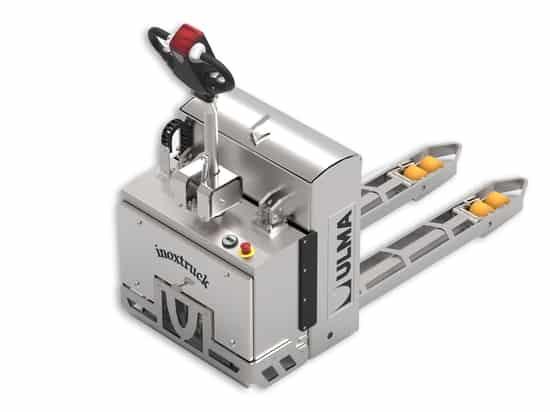 Inoxtruck, EPT20 COMPACT, inoxtruck