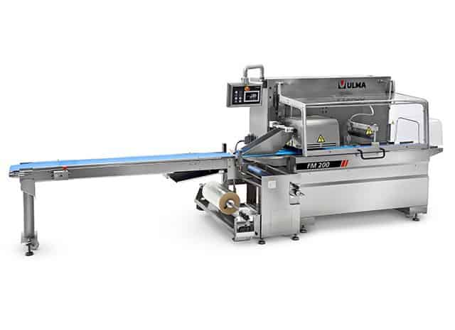 FM 200, flow wrapper, flow pack wrapper