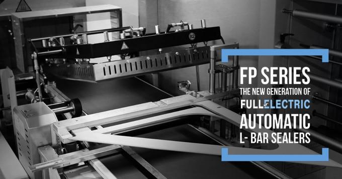 FP series, shrink wrap machine, automatic L sealer, L-bar sealer,