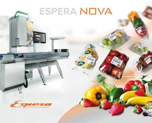 Espera ، آلة وسم سعر الوزن الأوتوماتيكي ، آلة وزن ، آلة رقمية