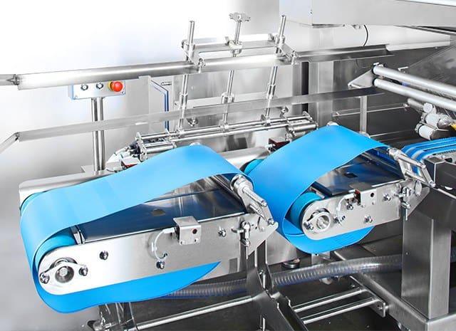 flow wrap machine, FS 400 flow pack wrapper, Ulma