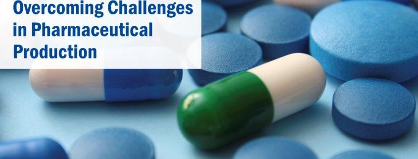فحص المنتجات الصيدلانية ، فحص المنتج ، التحديات الصيدلانية