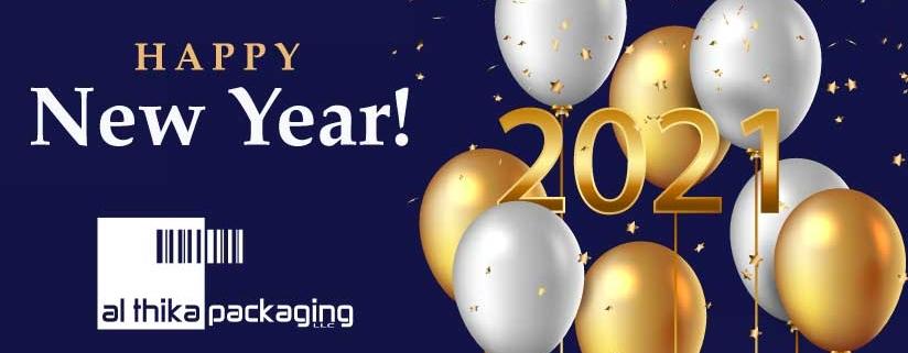 happy new year 2021, 2021