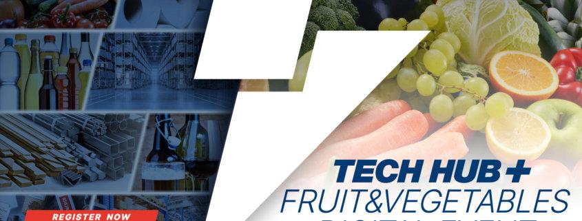 تيك محور الفاكهة والخضروات