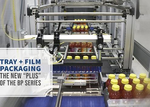 shrink wrap machine, shrink wrapper, BP series