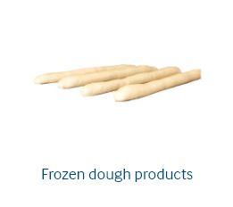 Frozen dough products